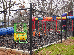 Playground completed March 2014